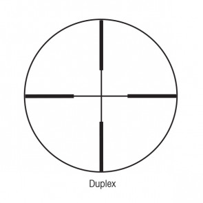 Duplex Reticle
