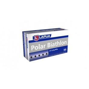 Lapua Polar Biathlon+ Ammunition .22lr