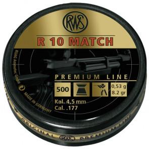 RWS Pellets R10